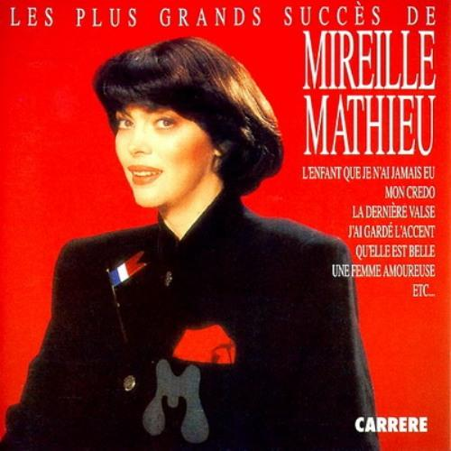 Mireille Mathieu - Les Plus Grands Succes [Multi]