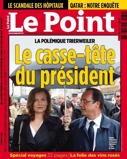 Le Point N°2074 du 14 au 20 Juin 2012 [Multi]