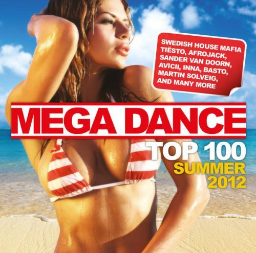 Mega Dance Summer Top 100 (2012) [Multi]