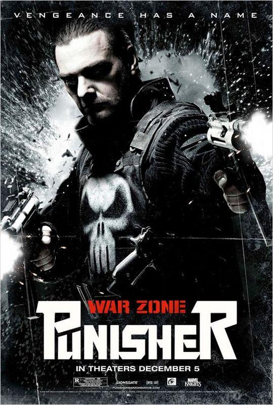 .: The Punisher - Zone de guerre DVDRip [DF] :.