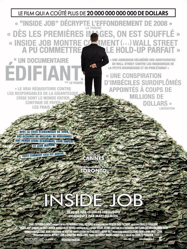 Inside Job | BDRiP | MULTI | VOSTFR