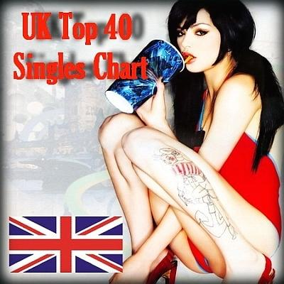 The Officia UK Top 40 Singles Chart (24.06.2012)