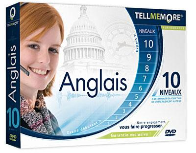 Tell Me More Performance Anglais 1O niveaux  [Multi]