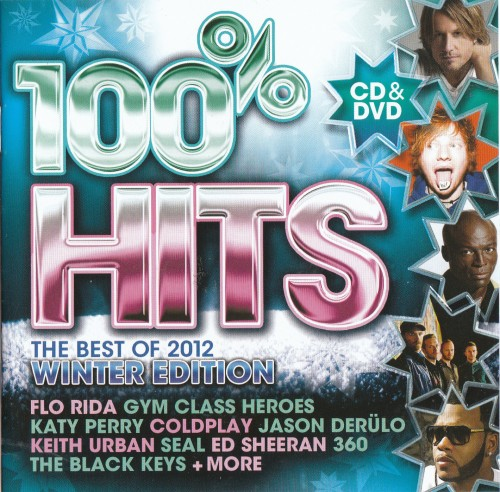 100% Hits - The Best Of 2012 Winter Edition [Multi]