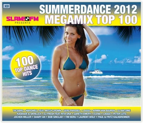 Summerdance 2012 Megamix Top 100