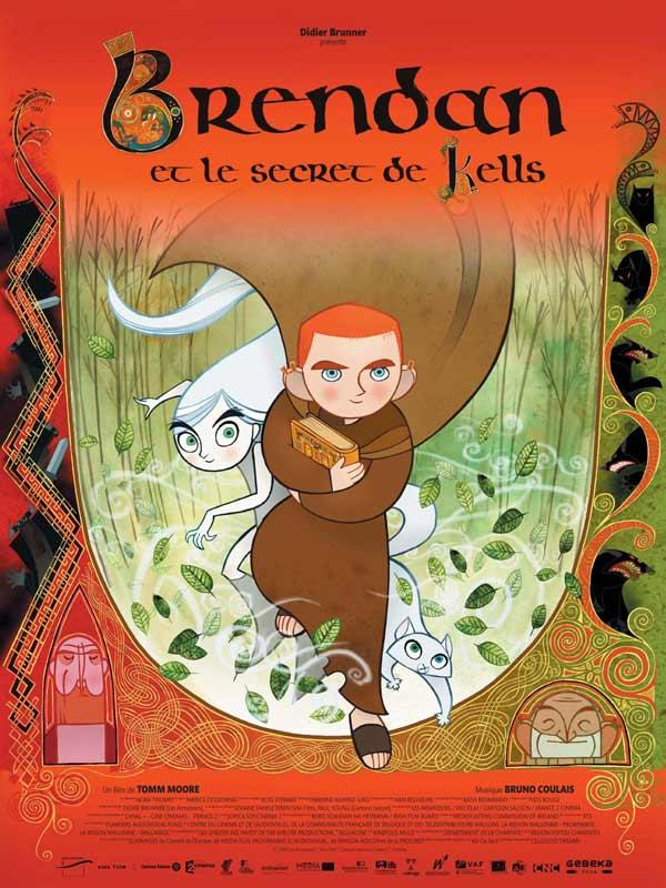 Brendan et le secret de Kells | DVDRiP | MULTI | FRENCH