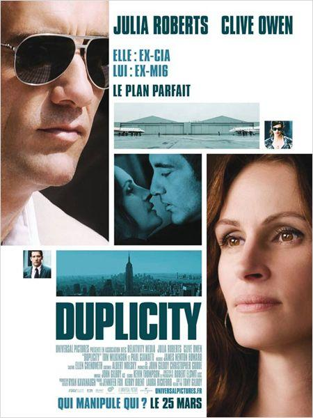 Duplicity | BDRiP | MULTI | FRENCH 2CD