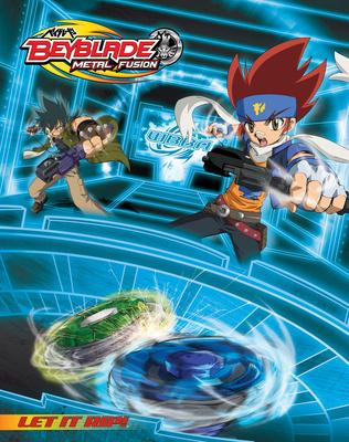 Beyblade Metal Fusion - Intégrale