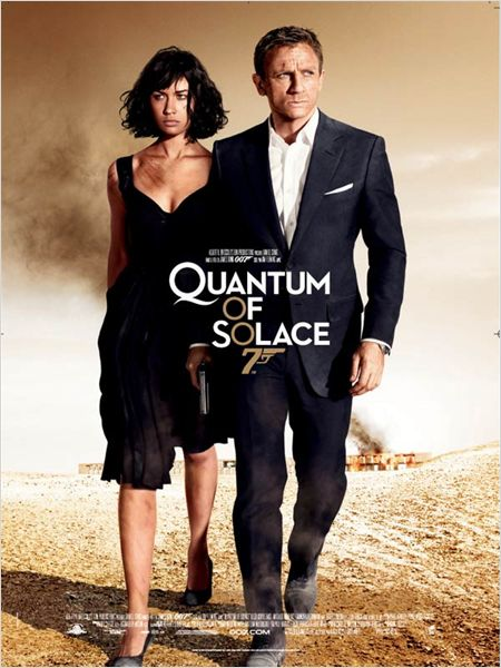 Quantum of Solace [FRENCH] [DVDRIP] [MULTI]
