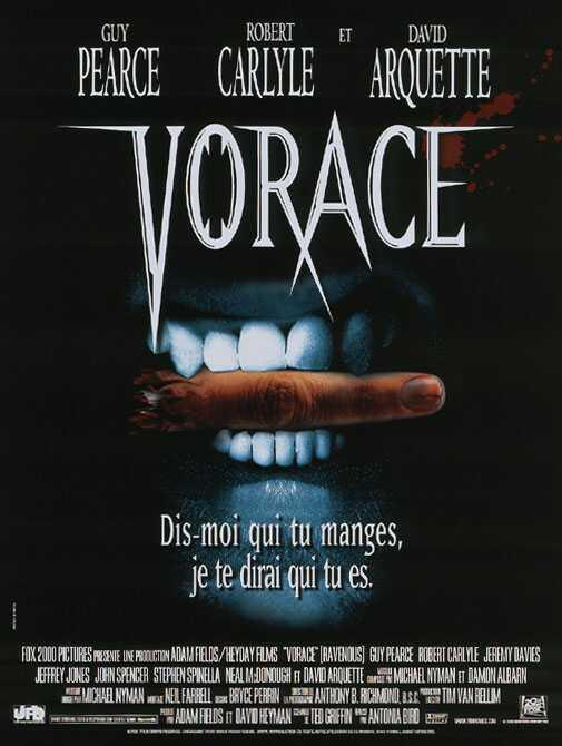 [Multi3]Vorace (Ravenous) |FRENCH| [DVDRIP]