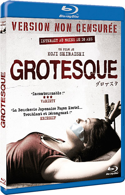 Grotesque [FRENCH] [Blu-Ray 1080p]