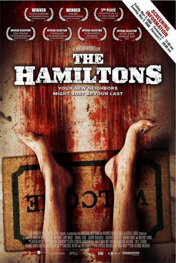 The Hamiltons [FRENCH] [DVDRIP]
