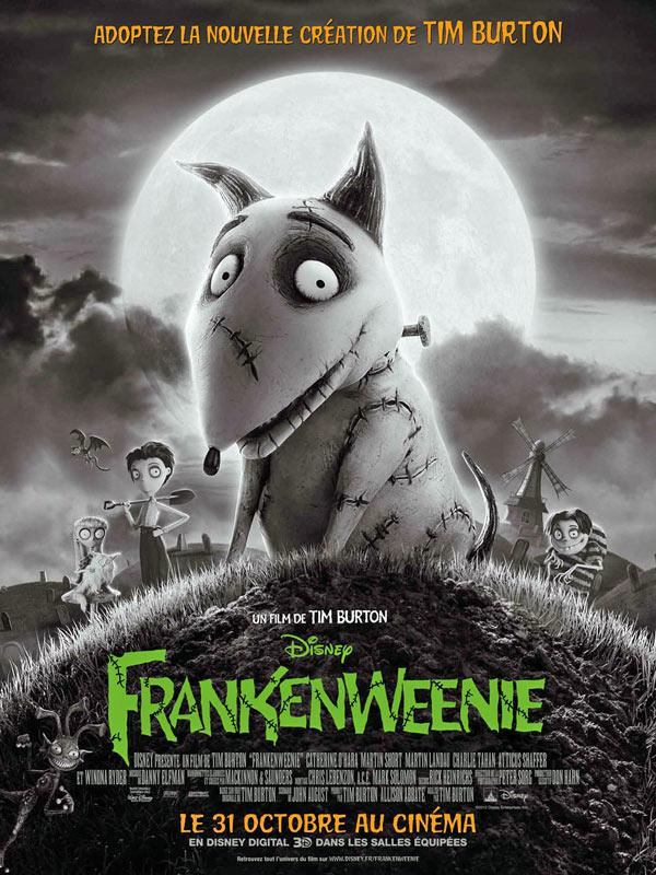 Frankenweenie (2012) [1CD] [BDRiP] [FRENCH] [MULTI]
