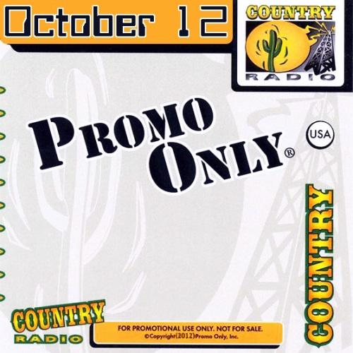 Promo Only Country Radio October (2012) [Multi]