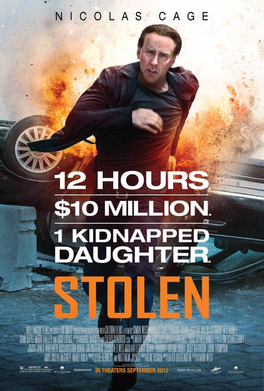 Stolen (2012) [FRENCH] [DVDRiP AC3] [MULTI]