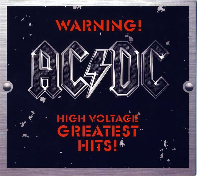 AC/DC - Warning! High Voltage Greatest Hits! [Multi]