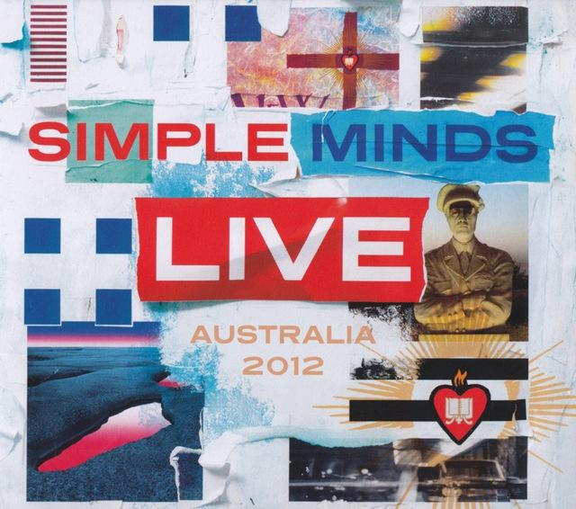 Simple Minds - Live In Adelaide (2012) [Multi]