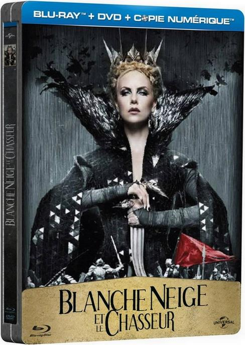 Blanche-Neige et le chasseur [MULTi | TRUEFRENCH | EXTENDED] [Blu-Ray 1080p]