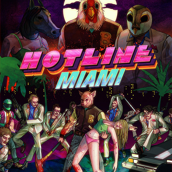 VA - Hotline Miami (OST) (2013) [MULTI]