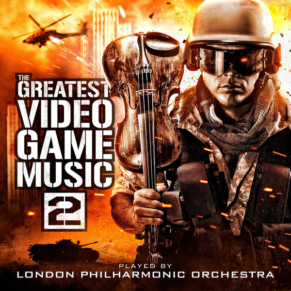 London Philharmonic Orchestra – Greatest Video Game Music 2