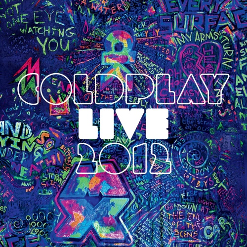 Coldplay - Live 2012 [FLAC] [MULTI]