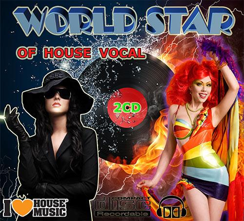 World Star Of House Vocal (2012) [Multi]