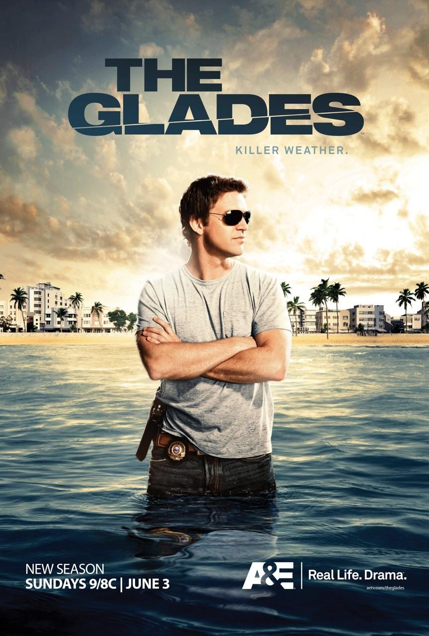 The Glades [Saison 3 | FRENCH] [E10/??] [HDTV] [MULTI]