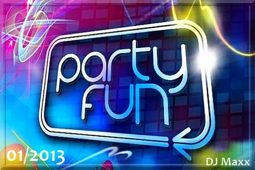 Playlist Party Fun - Janvier 2013 [Multi]
