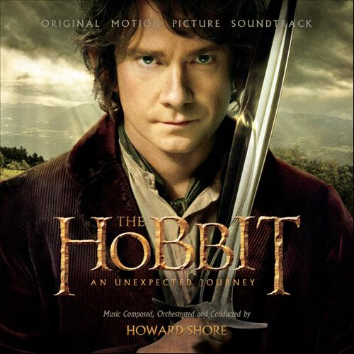 Howard Shore - The Hobbit An Unexpected Journey (2CD) (2012) [MULTI]