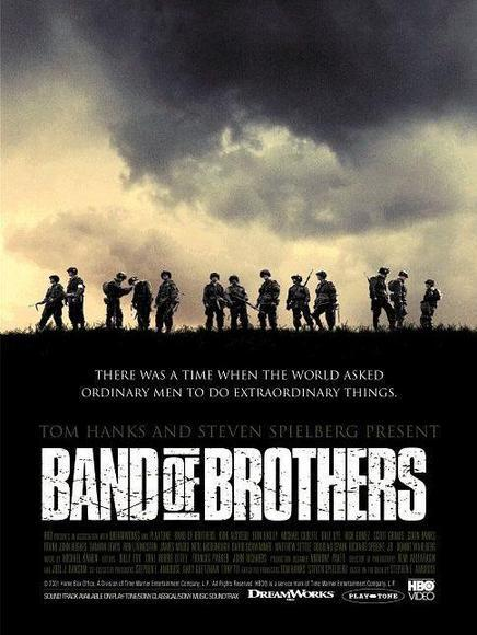 Band of Brothers : Frères d'armes - Saison 1 [Complete][MULTI]