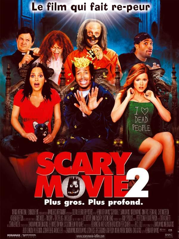 [MULTI] Scary Movie 2 [FRENCH][DVDRIP]