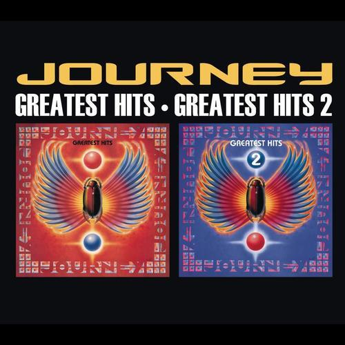 Journey - Ultimate Best (Greatest Hits I and II) (2013) [MULTI]