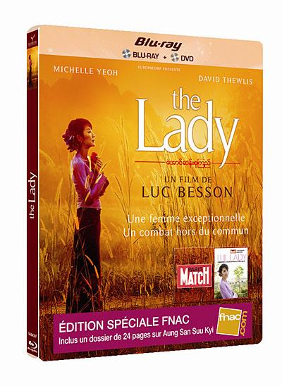 The Lady (2011) [MULTi-TRUEFRENCH DTS-HDMA] [Blu-Ray 1080p]