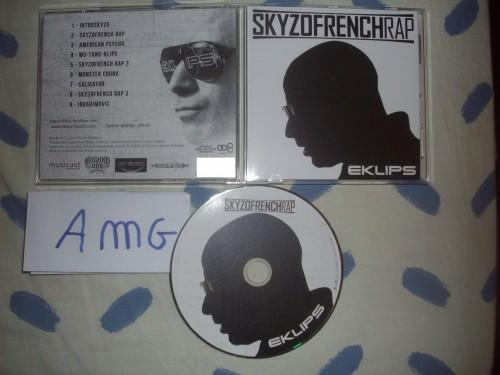 Eklips – Skyzofrench Rap (2012) [MULTI]