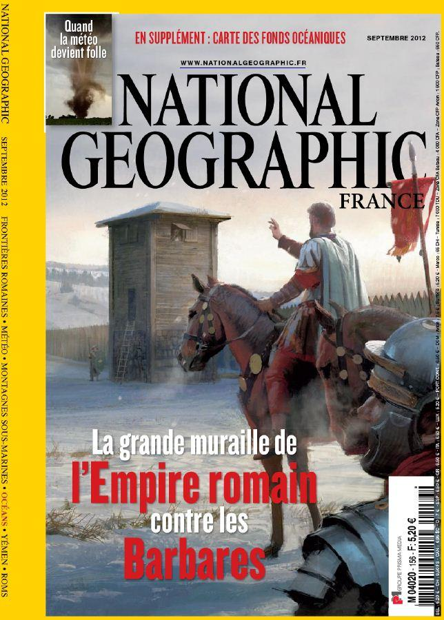 National Geographic N°156 - Septembre 2012 [Multi]