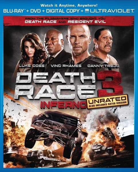 Death Race 3 : Inferno [FRENCH] [Blu-Ray 720p] [MULTI]