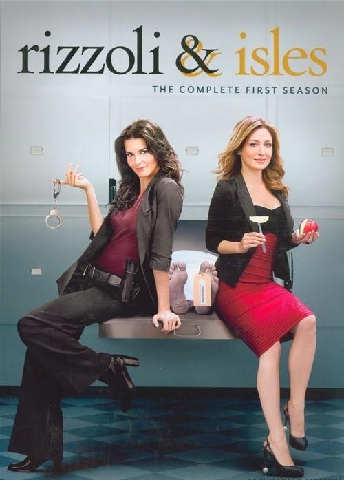 [MULTI] Rizzoli And Isles - Saison 1 EP [10/10][FRENCH][DVDRIP]