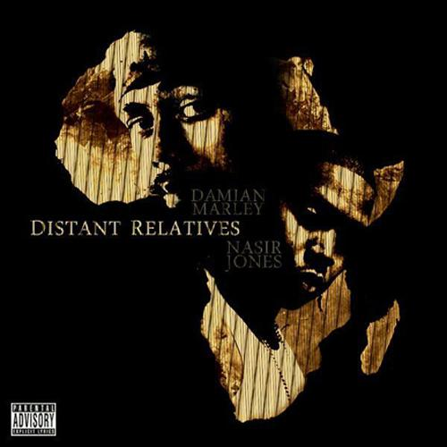 Nas And Damian Marley - Distant Relatives (2010) [FLAC] [MULTI]