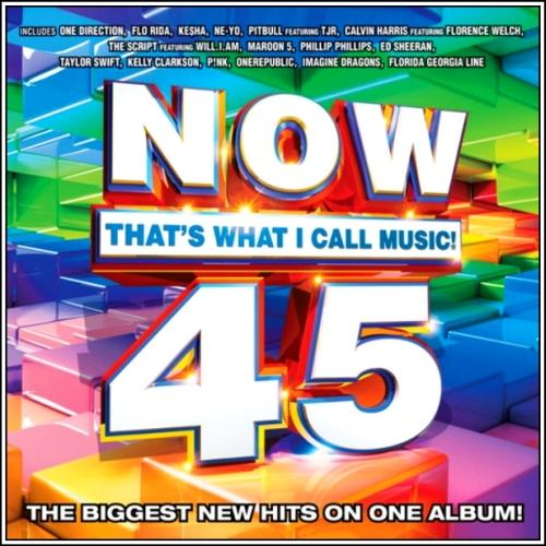 Now That's What I Call Music 45 (2013)