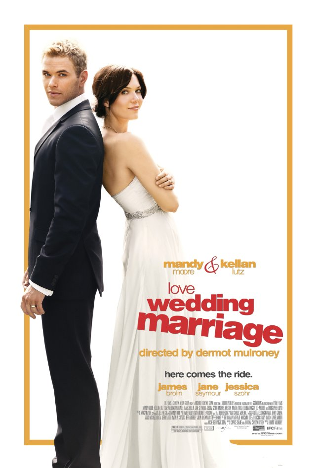 Love, Wedding, Marriage affiche