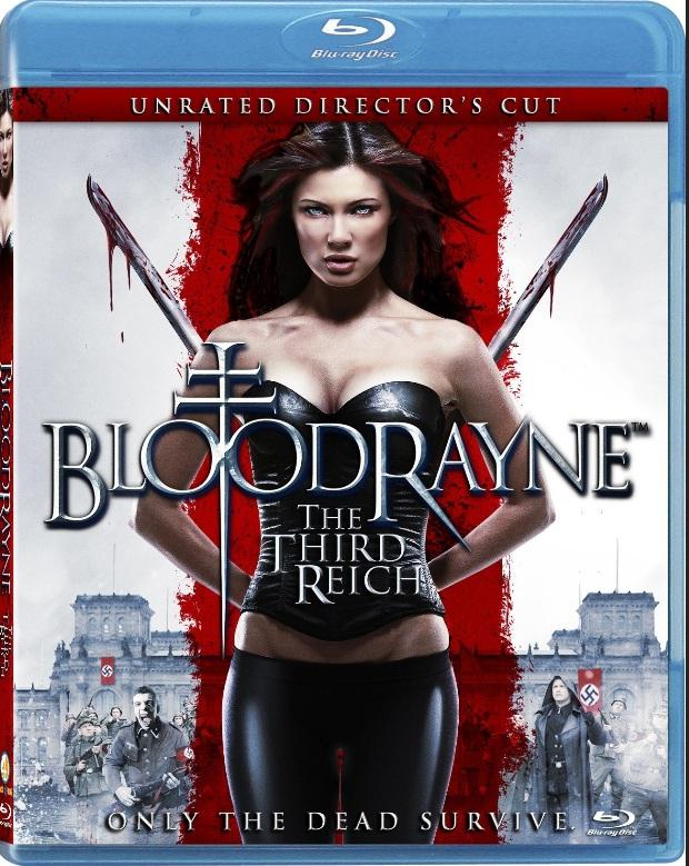 Bloodrayne: The Third Reich (2010) [FRENCH] [Bluray 1080 3D]