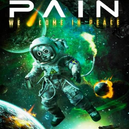 Pain - We Come In Peace (2012) [Multi]