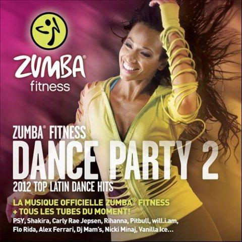 Zumba Fitness Dance Party Volume 2