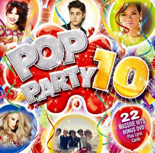 Pop Party 10 + Video + Digital Booklet (2012) [Multi]