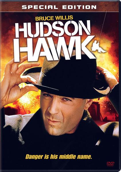 Hudson Hawk, gentleman et cambrioleur | DVDRiP | MULTI | FRENCH
