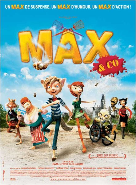 Max & Co [FRENCH] [DVDRIP] [MULTI]