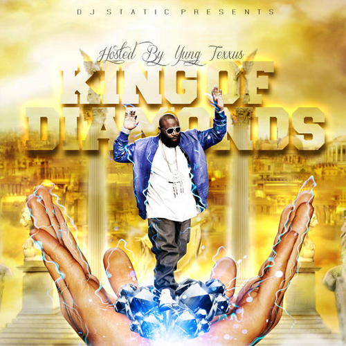 Rick Ross -  King of Diamonds (2013) [MULTI]
