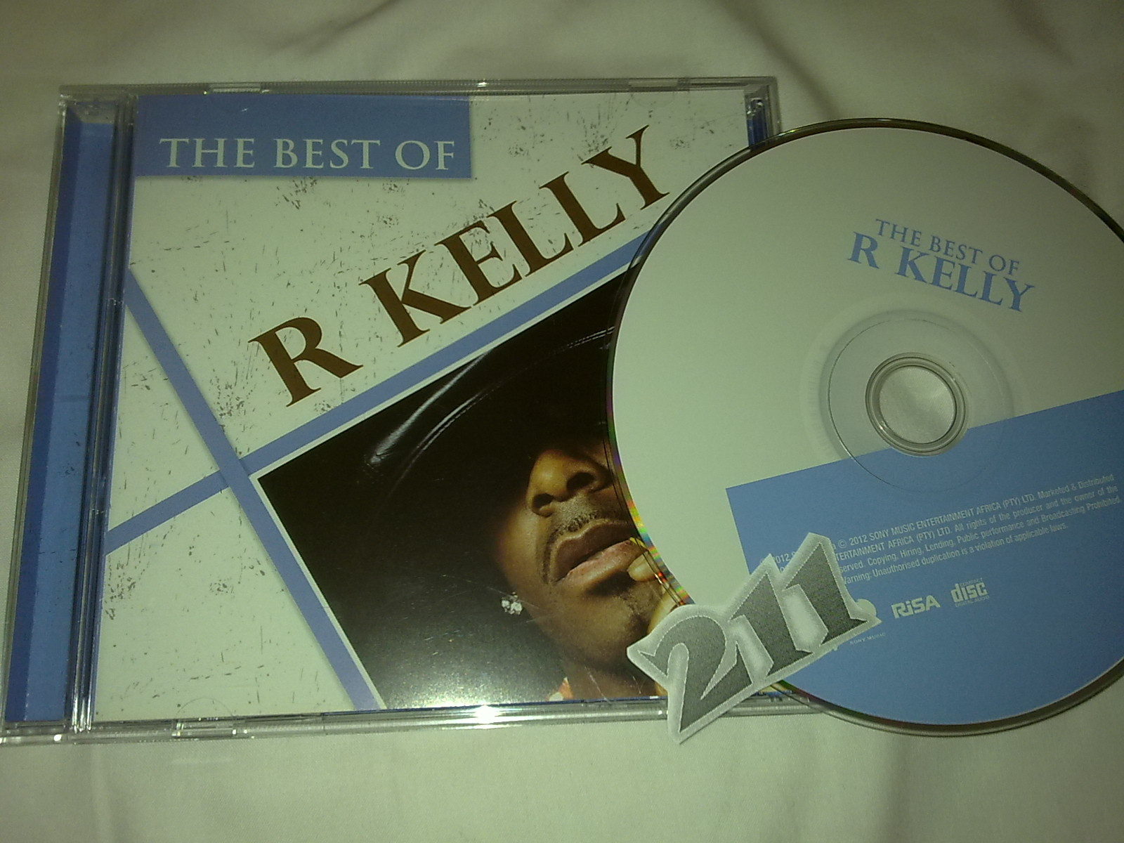R Kelly - The Best Of (2012) [FLAC] [MULTI]