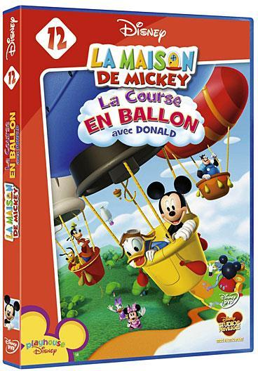 Mickey Mouse: La Course En Ballon Avec Donald [FRENCH DVDRiP]