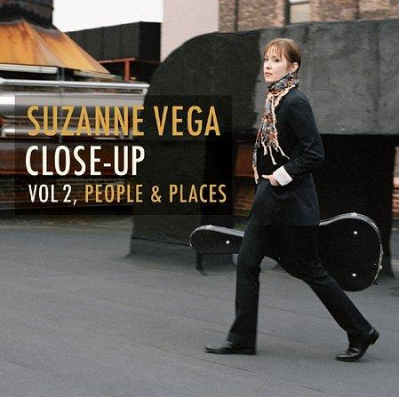 Suzanne Vega - Close Up Vol.2, People and Places [Multi]